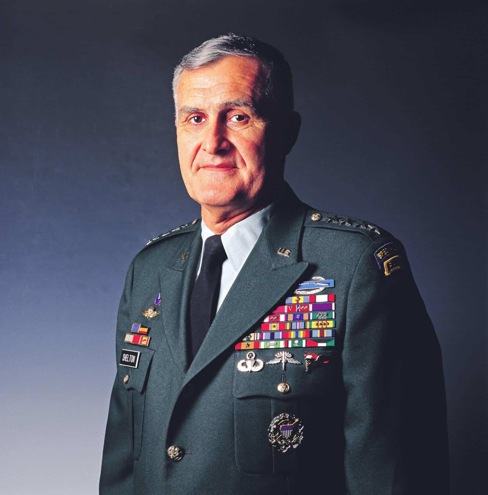 General-Hugh-Shelton-14th-Chairman-Joint-Chiefs-of-Staff
